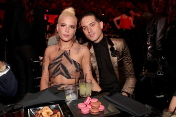 "Halsey Recalls ""Heinous Breakup"" From ""Sh*tty Dude"" G-Eazy"