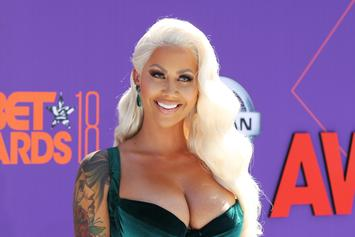 Amber Rose Is A Spitting Image Of Her & Wiz Khalifa's Son In Throwback Photo