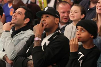 """Carmelo Anthony Referred To As A """"Dinosaur"""" By Anonymous NBA Exec"""