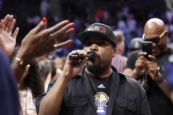 Ice Cube & Baron Davis Have War Of Words On Twitter Over Big3 Article
