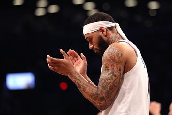NBA Reportedly Bans Ninja Style Headbands Worn By Mike Scott & Others