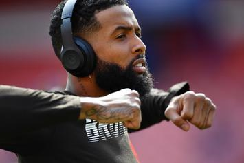 Odell Beckham Jr. Confirms Status Of $350K Watch Heading Into Week 2