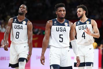 Team USA Stunned By France In FIBA World Cup: NBA Twitter Reacts