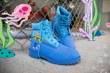 Spongebob x Timberland Boots, Apparel Releasing This Week