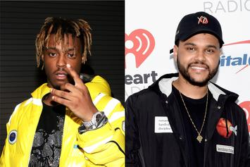 Juice WRLD Makes The Weeknd An Offer He Can't Refuse