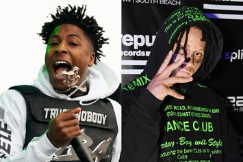 NBA YoungBoy & Trippie Redd Have Some Major Heat In The Oven: Listen