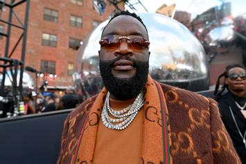 "Rick Ross' ""Hurricanes"" Memoir Makes New York Time's Bestseller List"