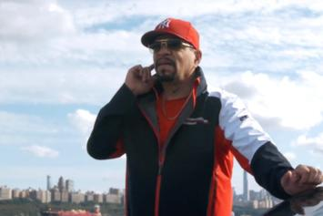 "Ice T's ""Too Old For The Dumb Shit"" Is Another Chapter Of His Visual Experience"