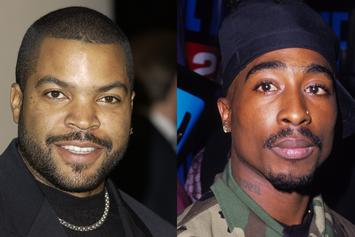 Ice Cube Shares Tupac Tribute On Anniversary Of His Death