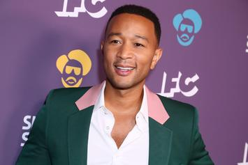 John Legend Thinks Felicity Huffman's Short Sentence Shouldn't Be Extended