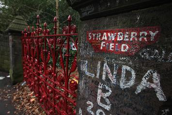 "Site That Inspired The Beatles' ""Strawberry Fields Forever"" Opens To The Public"