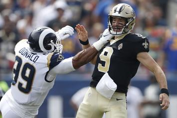 Drew Brees To Miss Significant Time With Torn Thumb Ligament: Report