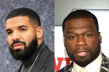 """Drake Rumored To Be A Producer On 50 Cent's """"Black Mafia Family"""" Series"""