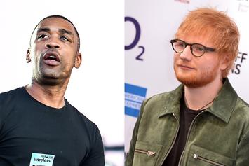 "Ed Sheeran Shares Open Letter To Wiley Over ""Culture Vulture"" Accusations"