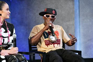 Flavor Flav Talks Addiction & Once Spending $2.5K Per Day On Crack & Coke