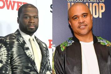 Irv Gotti Claims He's Developing Supreme Movie, 50 Cent Isn't Having It