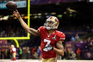 Colin Kaepernick's Agent Contacts NFL Teams: 'He's In The Best Shape Of His Life'