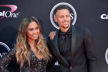 Steph Curry Honors Wife Ayesha With Heartfelt IG Tribute
