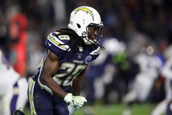 Melvin Gordon Updates Fans On His Chargers Holdout Situation