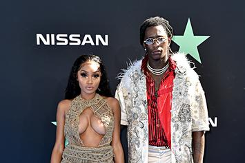 Young Thug Shares Sultry Photos With His Girlfriend Jerrika Karlae