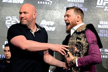 Dana White Confirms When Conor McGregor Will Fight Next: Watch