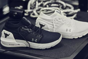 """Dwayne """"The Rock"""" Johnson x Under Armour Launch """"Iron Will"""" Collection"""