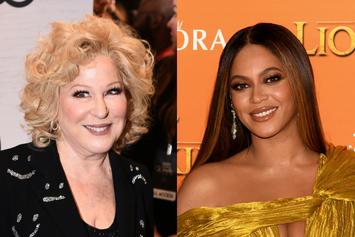 """Beyonce Fans Drag Bette Midler After She Says Beyhive Should """"Defeat"""" Trump"""
