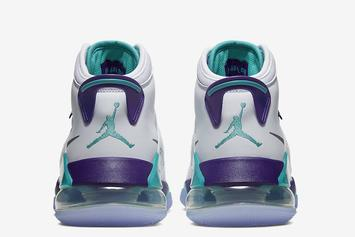 "Jordan Mars 270 Throws It Back With ""Grape"" Colorway: Official Photos"