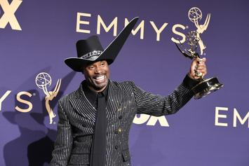 Billy Porter Is First Openly Gay Black Man To Win Emmy For Best Actor In A Drama
