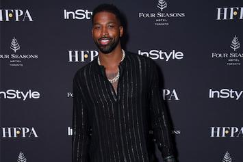 Tristan Thompson Leaves Flirty Comment Under Khloe Kardashian's IG Post