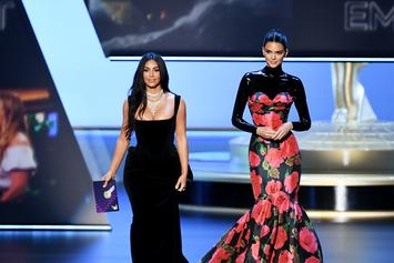 """Emmy Awards: Kim Kardashian Clowned For Calling Family """"Real People"""""""