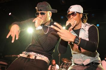 Future & Rocko Squash Beef On Stage During Meek Mill Tour