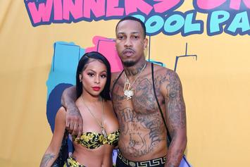 """Trouble & Alexis Skyy Break Up: """"Don't F*cking Play With Me"""""""
