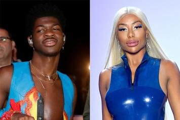 "Lil Nas X Playfully Flirts With Shannon Clermont After She Asks To ""Sit On It"""