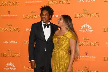 Beyoncé & Jay-Z Reportedly Have Date Night At NYC Pizza Spot