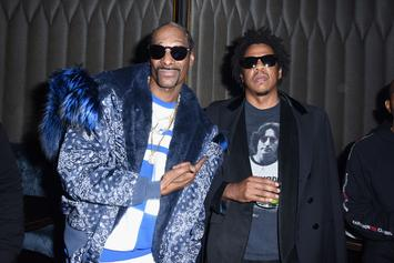 "Snoop Dogg Says Jay Z ""Really Loved"" Nipsey Hussle: Watch"