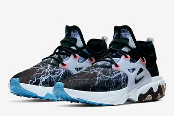"""Nike React Presto """"Trouble At Home"""" Pays Homage To A Classic: Details"""