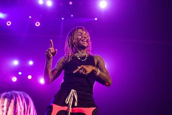 Swae Lee Shows Off His Newly Purchased Lambo Truck