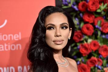 "Erica Mena Shows Off Her ""Beyond Amazing"" Breasts On Instagram"
