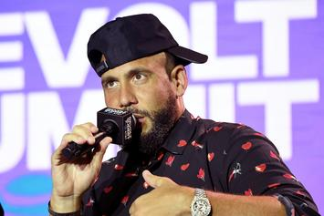 DJ Drama's Girlfriend Reportedly Spoke With Police But Didn't File A Report