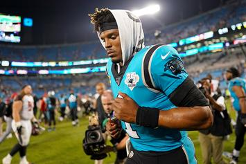 "Cam Newton Posts First Message About Lisfranc Injury: ""I'm Hurt, Not Dead"""