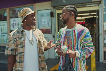 "Big Sean, A$AP Ferg & Hit-Boy Run The Streets In ""Bezerk"" Music Video"