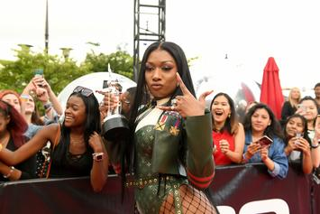Megan Thee Stallion Teases More Hot Girl Music In Sexy Instagram Post