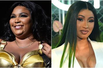 Lizzo & Cardi B Showcase Their Love For One Another In Instagram's Comment Section