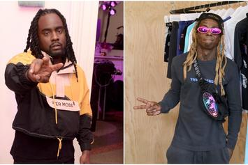 "Wale Calls Lil Wayne A ""Living Legend"" On His 37th Birthday"