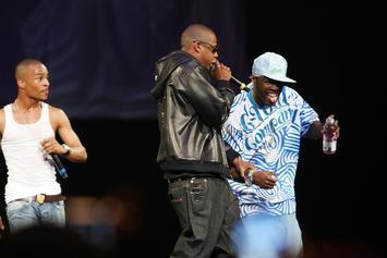 """T.I. Shows Throwback 50 Cent Mad Love: """"A Benz Out The Trap At 19? Legend"""""""