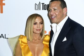 "Jennifer Lopez & Alex Rodriguez Had A ""Beautifully Elegant"" Engagement Party This Past Weekend"