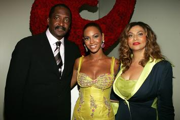 Beyoncé's Father Mathew Knowles Reveals He Has Breast Cancer
