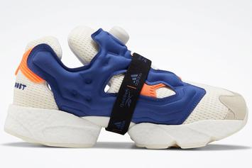 Adidas & Reebok Reveal Their First Sneaker Collab: Instapump Fury Boost