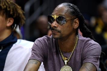 Snoop Dogg Explains Why Kawhi Leonard Keeps Getting Booed: Watch